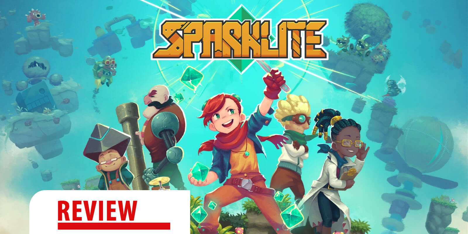 Review: Sparklite